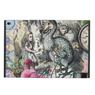 Alice in Wonderland Dodo  Vintage Pretty Collage Powis iPad Air 2 Case