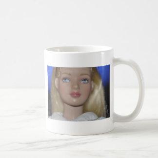 Alice in Wonderland doll Coffee Mug
