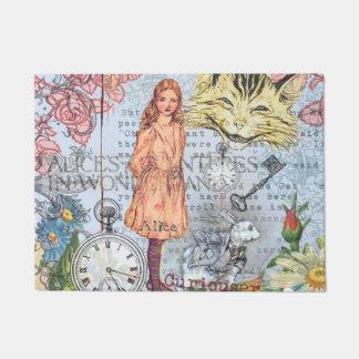 cheshire-cat doormats & welcome mats   zazzle