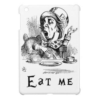Alice in Wonderland - Eat me iPad Mini Covers