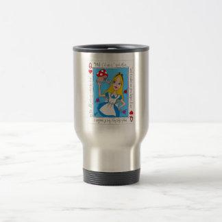 Alice In Wonderland, Eat Me! Coffee Mug
