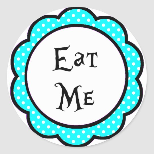 Eat Me Sticker