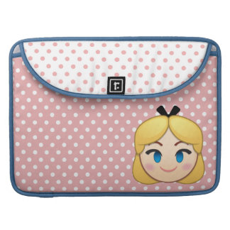 Alice In Wonderland Emoji MacBook Pro Sleeve
