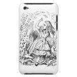 Alice In Wonderland Falling Cards Ipod Touch Case