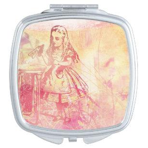 Alice in Wonderland Fantasy Vanity Mirror