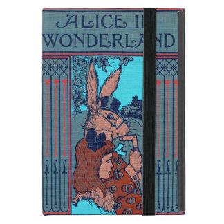 Alice In Wonderland Featuring 'The Rabbit' iPad Mini Cover