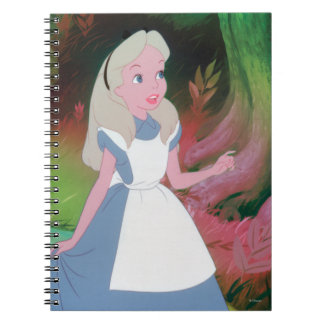 Alice in Wonderland Film Still 1 Notebook