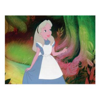 Alice in Wonderland Film Still 1 Postcard
