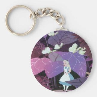 Alice in Wonderland Film Still 2 Keychain