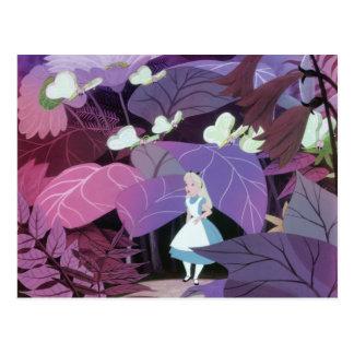 Alice in Wonderland Film Still 2 Postcard
