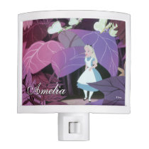 Alice in Wonderland Film Still - Add Your Name Night Light