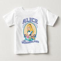 Alice in Wonderland - Frame Baby T-Shirt