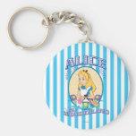 Alice in Wonderland - Frame Key Chains