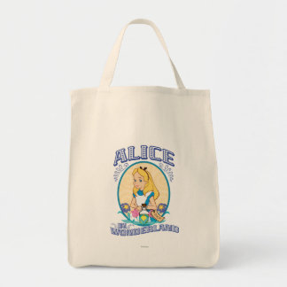 Alice in Wonderland - Frame Tote Bag