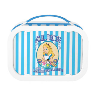 Alice in Wonderland - Frame Yubo Lunch Boxes