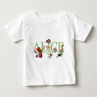 ALICE IN WONDERLAND & FRIENDS BABY T-Shirt