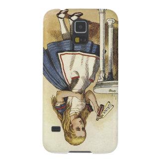 Alice in Wonderland fun Galaxy S5 Case
