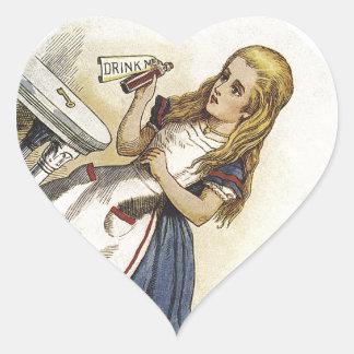 Alice in Wonderland fun Sticker