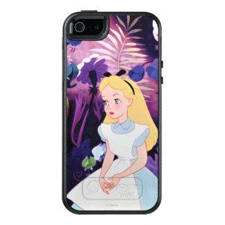 Alice in Wonderland Garden Flowers Film Still OtterBox iPhone 5/5s/SE Case