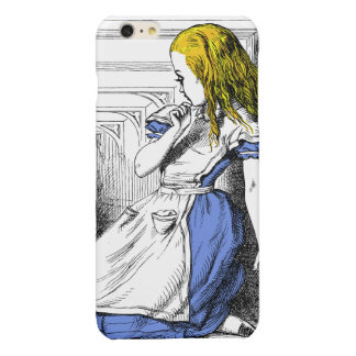 Alice in Wonderland Glossy iPhone 6 Plus Case
