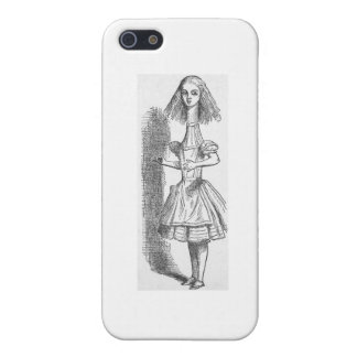 Alice in Wonderland Grows Tall Case For iPhone SE/5/5s