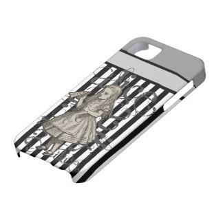 Alice In Wonderland Grunge iPhone SE/5/5s Case