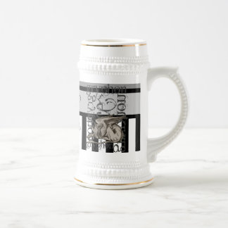 Alice In Wonderland Gryphon Grunge Mugs