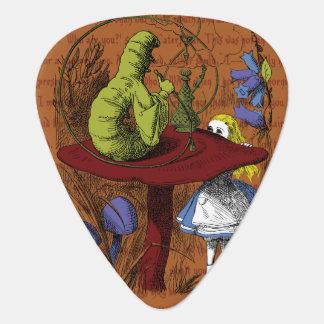 Alice in Wonderland Guitar Pick