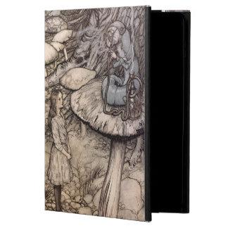 Alice in Wonderland Hookah Smoking Caterpillar iPad Air Cases