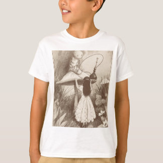 Alice in Wonderland, Hookah Smoking Caterpillar T-Shirt