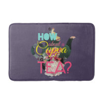 Alice In Wonderland | How About A Cuppa Tea? Bath Mat