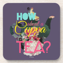 Alice In Wonderland | How About A Cuppa Tea? Drink Coaster