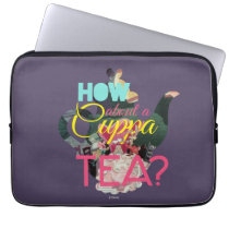 Alice In Wonderland | How About A Cuppa Tea? Laptop Sleeve