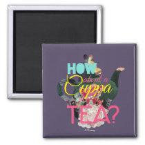 Alice In Wonderland | How About A Cuppa Tea? Magnet