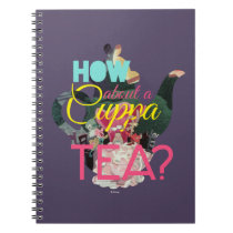 Alice In Wonderland | How About A Cuppa Tea? Notebook