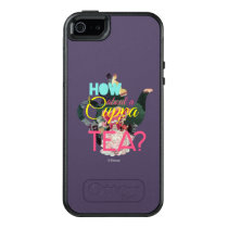 Alice In Wonderland | How About A Cuppa Tea? OtterBox iPhone 5/5s/SE Case