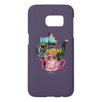 Alice In Wonderland | How About A Cuppa Tea? Samsung Galaxy S7 Case