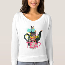 Alice In Wonderland | How About A Cuppa Tea? T-shirt