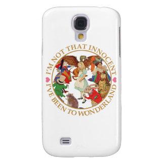 Alice In Wonderland - I'm Not That Innocent Samsung S4 Case