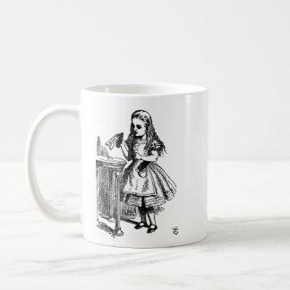 Alice in Wonderland Impossible things mug
