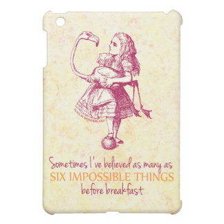 Alice in Wonderland Cover For The iPad Mini