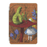 Alice in Wonderland iPad Mini Cover