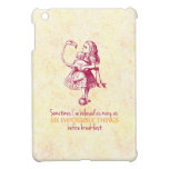 Alice in Wonderland iPad Mini Covers