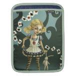 Alice in Wonderland iPad Sleeves