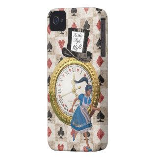 Alice in Wonderland iPhone 4 Case