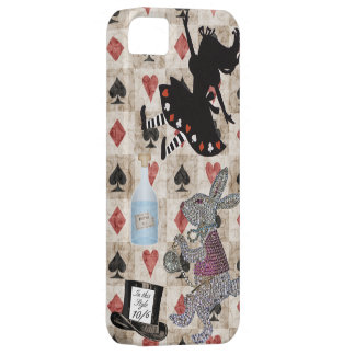Alice in Wonderland iPhone 5 Case