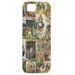 Alice in Wonderland Iphone case collage iPhone 5 Cases