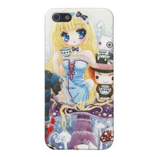 Alice in Wonderland iPhone SE/5/5s Case