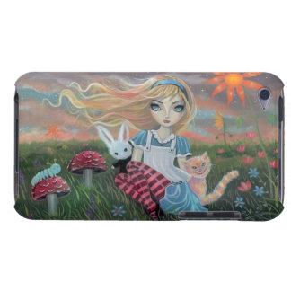 Alice in Wonderland iPod Touch Case