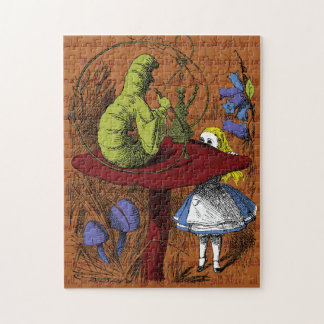 Alice in Wonderland Jigsaw Puzzle